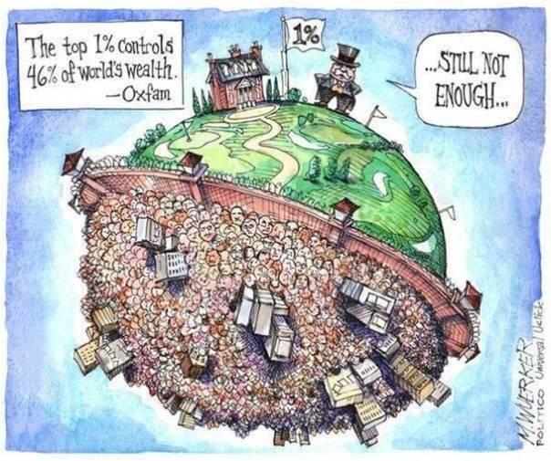 Resultado de imagen de La desigualdad de los seres del mundo